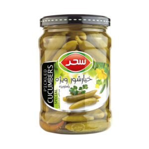 Pickled Cucumber (Special) - 640g