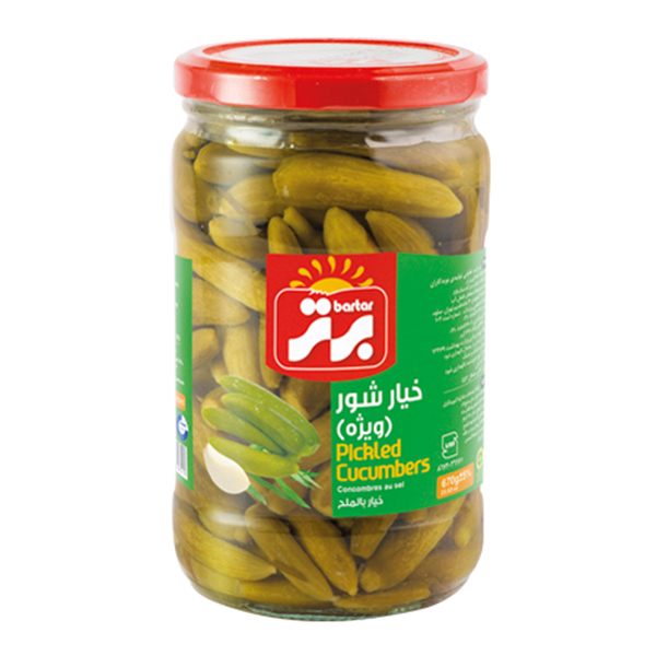 Pickled Cucumber (Special) - 670g