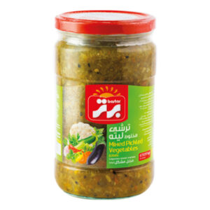 Pickled Litteh - 670g