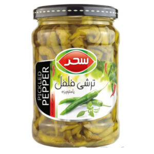 Pickled Pepper - 600g