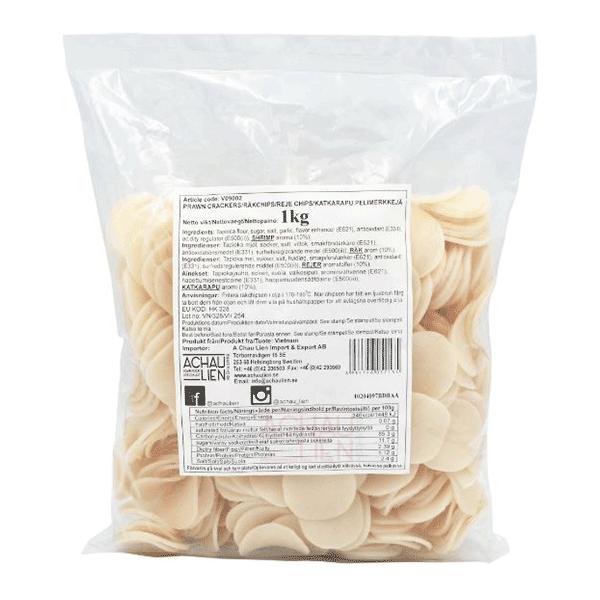 Prawn Cracker (Shrimp Chips) - 1kg