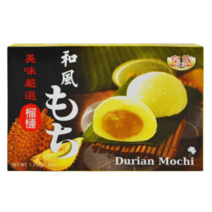 Royal Family Durian Mochi - 210g