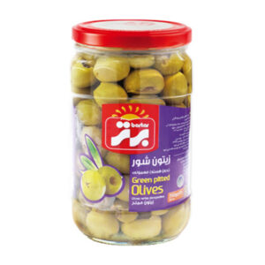 Salty Olives without Stone - 700g