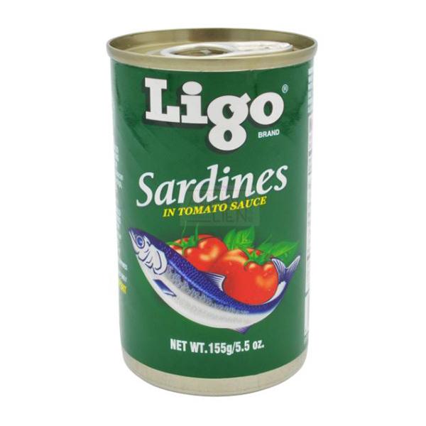 Sardines in Tomato Sauce - 155g