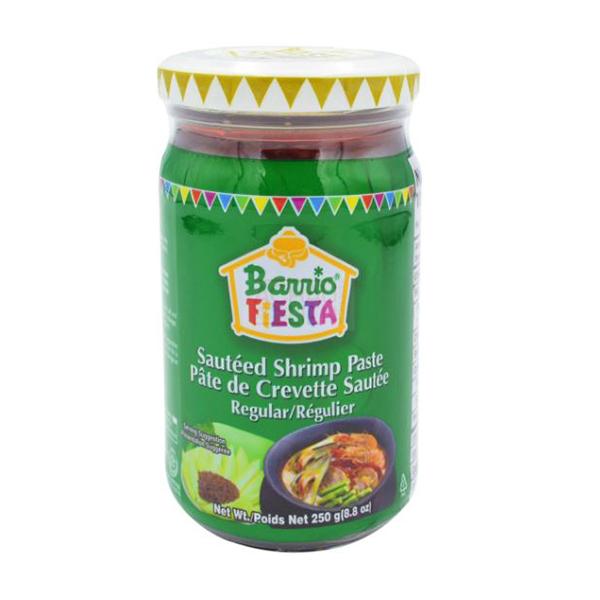 Barrio Fiesta Sauteed Shrimp Paste Regular - 250g