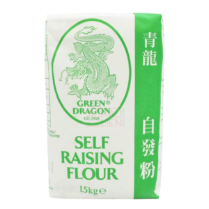 Green Dragon Self Raising Flour - 1500g