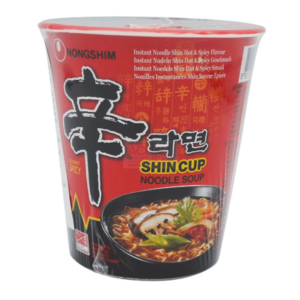 Shin RamyuShin Cup noodle - 68gn Cup - 68g
