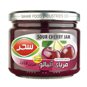 Sour Cherry Jam - 390g