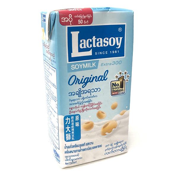 Lactasoy Soy Milk Original - 250mL