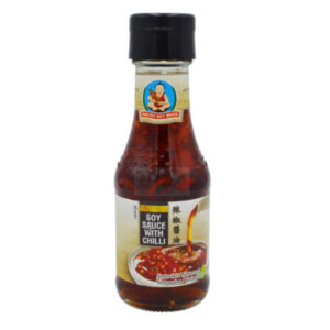 Healthy Boy Soy Sauce with Chili - 125mL