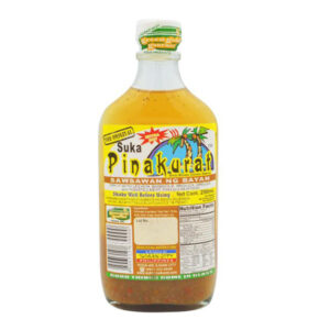 Spiced Natural Coconut Vinegar - 250mL