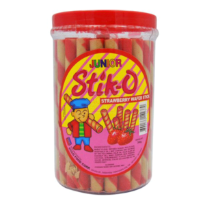 Strawberry Wafer Stick - 380g