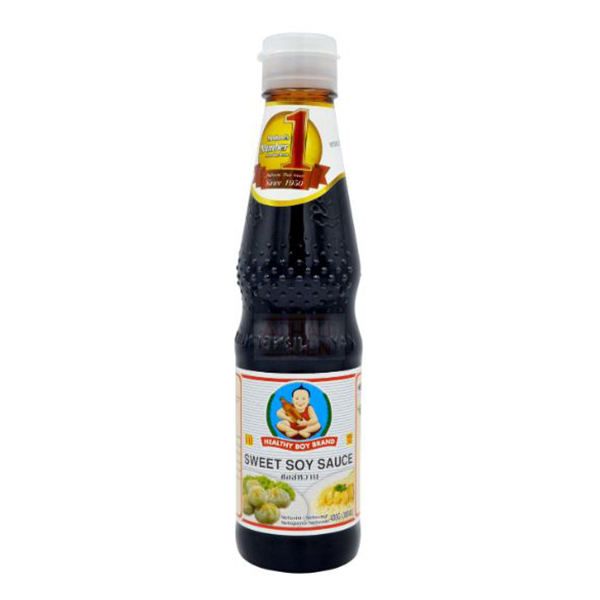 Healthy Boy Sweet Soy Sauce White Label - 300mL