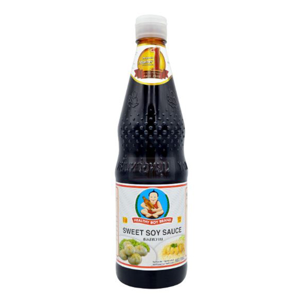 Healthy Boy Sweet Soy Sauce White Label - 700mL