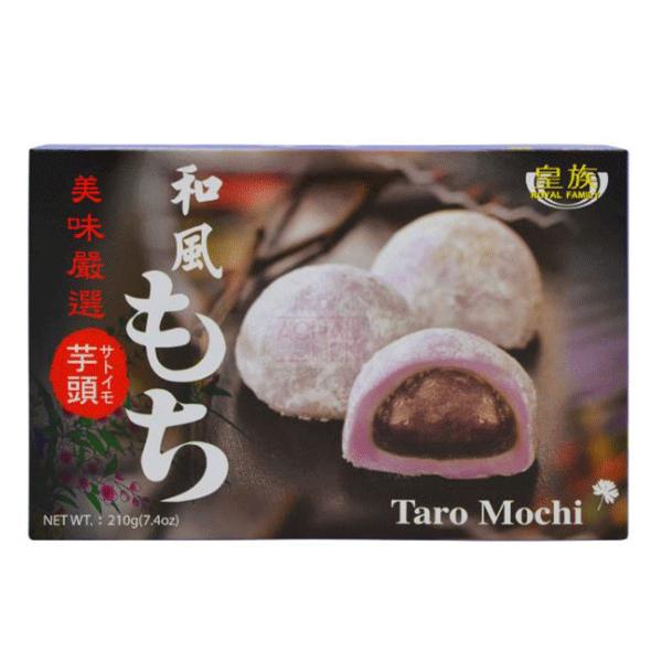 Royal Family Taro Mochi - 210g