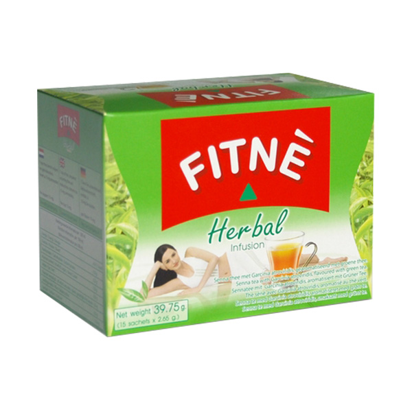 Fitne Tea Herbal Infusion Green Label - 40g