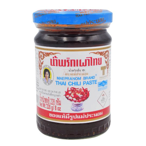 Thai Chili Paste - 228g