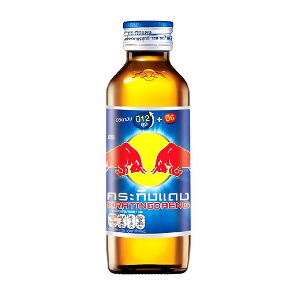 Thai Red Bull (Krating daeng) - 150mL