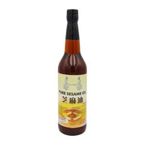 Twin Dragon Pure Sesame Oil - 625mL