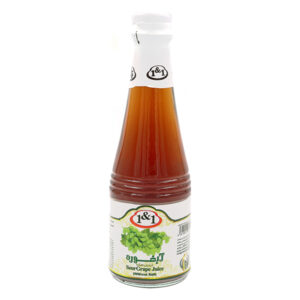 1&1 Unripe Grape Juice (Abghooreh) - 300cc