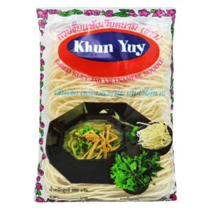 Khun Yuy Dried Kuey-Jab Vietnamese Noodle - 200g