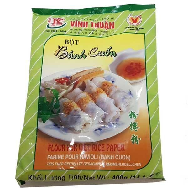 Vinh Thuan Flour For Wet Rice Paper - 400g