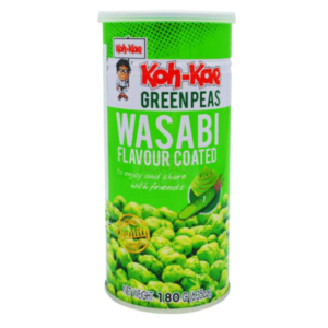 Wasabi Coated Green Peas - 180g