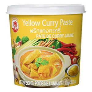 Cock Brand Yellow Curry Paste - 400g