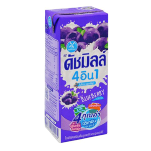 Dutch Mill Yoghurt Drink Blueberry - 180mL