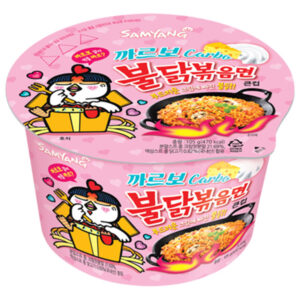 Hot Chicken Carbo Noodles Big Cup - 105g