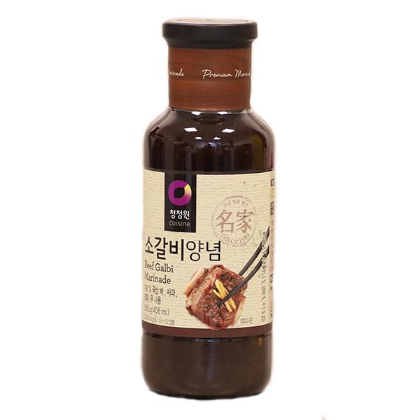 Bulgogi Seasoning Sauce for Beef 'CJW' - 500g