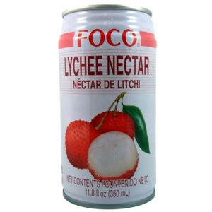 Foco Lychee Nectar - 350mL