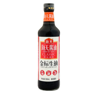 Golden Label Light Soy Sauce Classic - 500mL - Haday