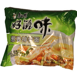 Instant Noodle Onion & Rib Flavored - 98g