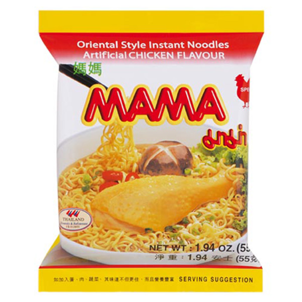 Instant Noodles Chicken - 60g