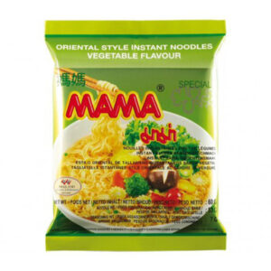 Mama Instant Noodles Vegetable - 60g