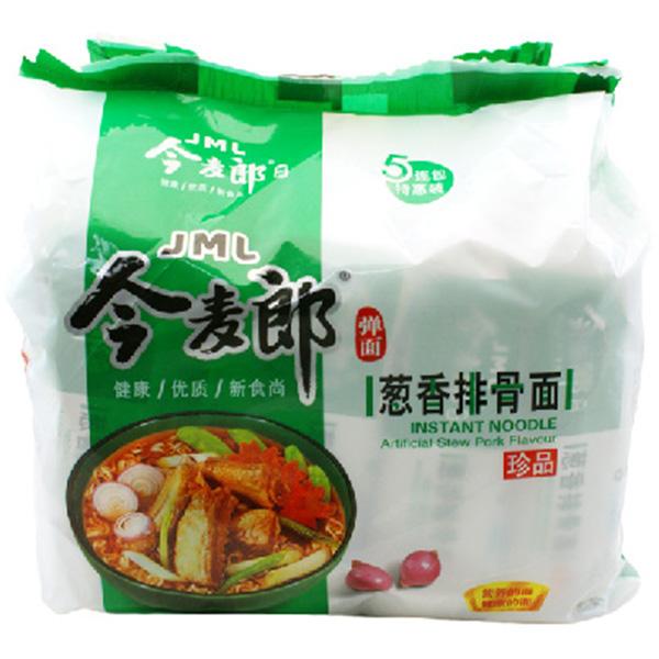 JML Instant Noodle Stew Pork Flavor - 5*113g