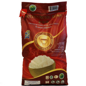 Jasmine Rice Golden Royal Bowl - 18kg