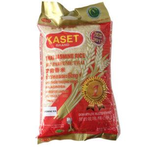 Kaset Jasmine Rice - 5kg