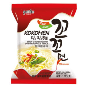 Kokomen Spicy Chicken Flavor - 120g
