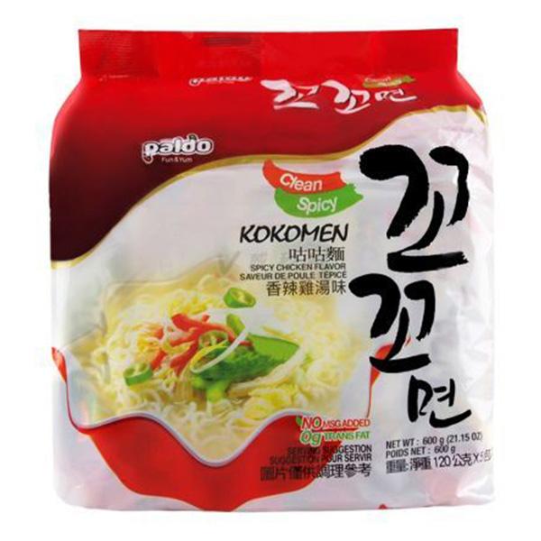 Kokomen Noodles - 5*120g