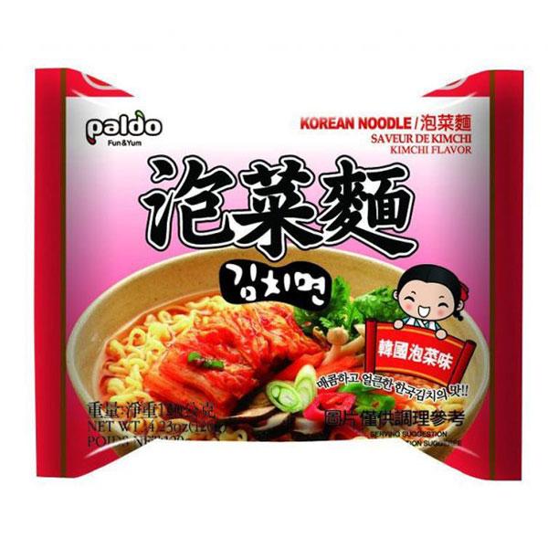 Korean Noodles Kimchi Flavor - 120g
