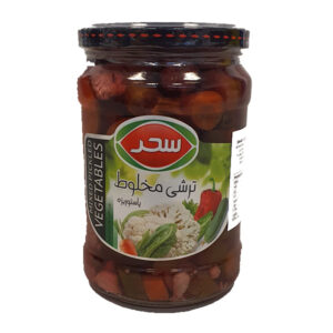 Mixed Pickled Vegetables - 650g