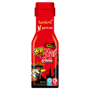 Buldak Extremely Hot Spicy Sauce - 200g