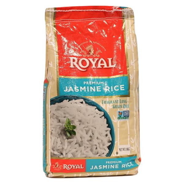 Premium Jasmine Rice Royal - 10kg