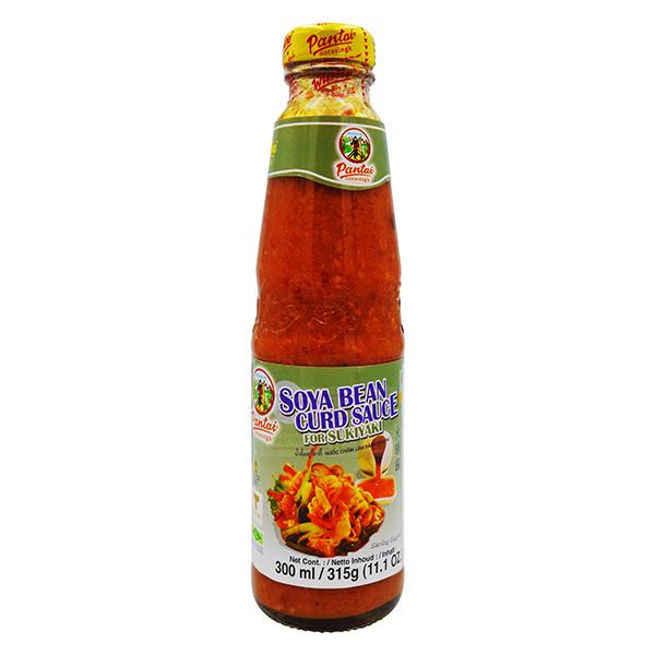 Soy Bean Curd Sauce For Sukiyaki - 300mL