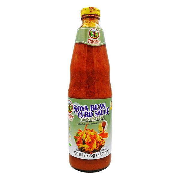 Soy Bean Curd Sauce For Sukiyaki - 730mL