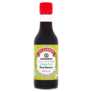 Kikkoman Tamari Gluten Free Soy Sauce - 250mL