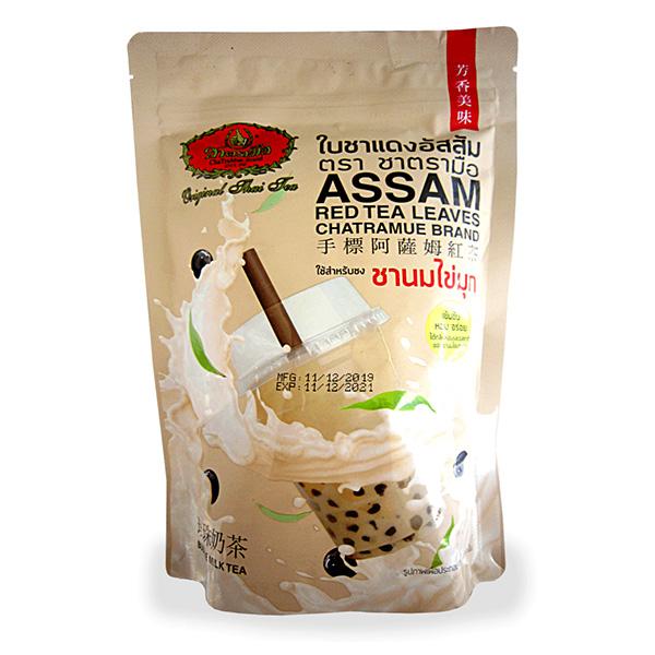 Assam Red Tea Bubble Milk - 250g