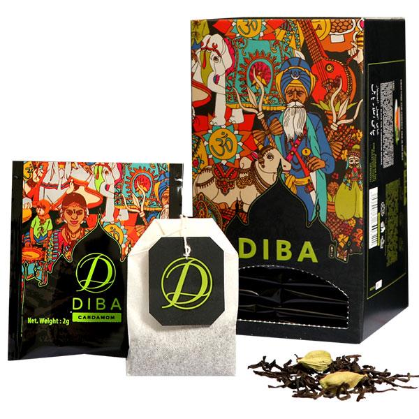 Cardamom Tea - 20 Foil Tea bags 1